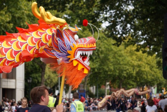 Bendigo a microcosm of early Chinese Culture and Language