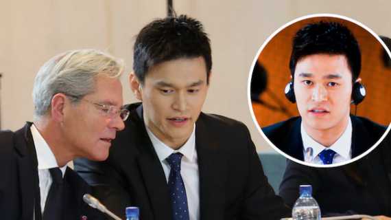 The Sun Yang case – translation lost in the Swiss Alps