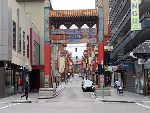 Some Icons in Chinatown are Gone; New Ones Rise.